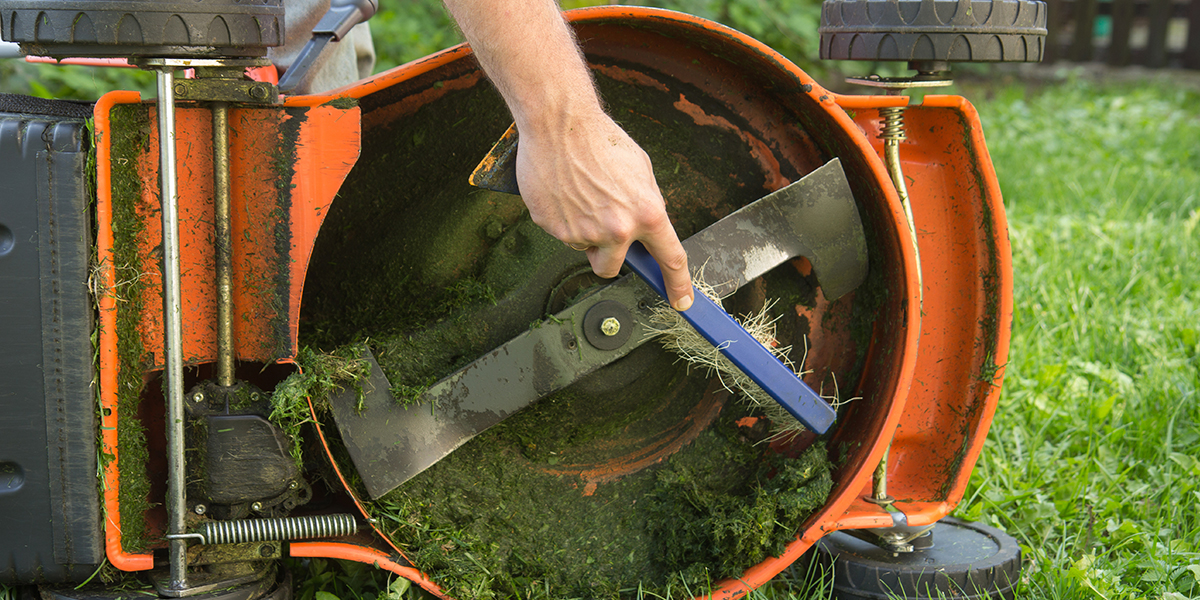 Ready for Spring: How to Tune-Up Your Lawn Mower