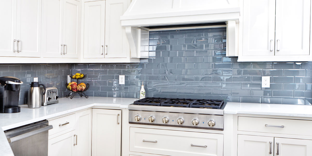 How to Choose the Right Kitchen Backsplash