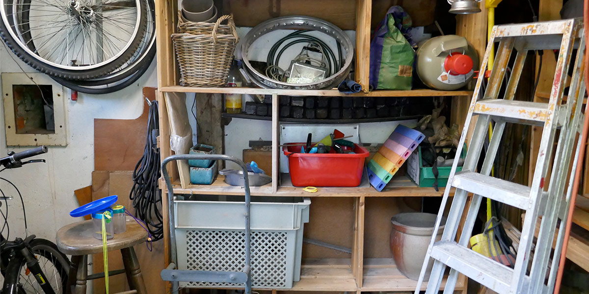Organize Your Garage On Any Budget