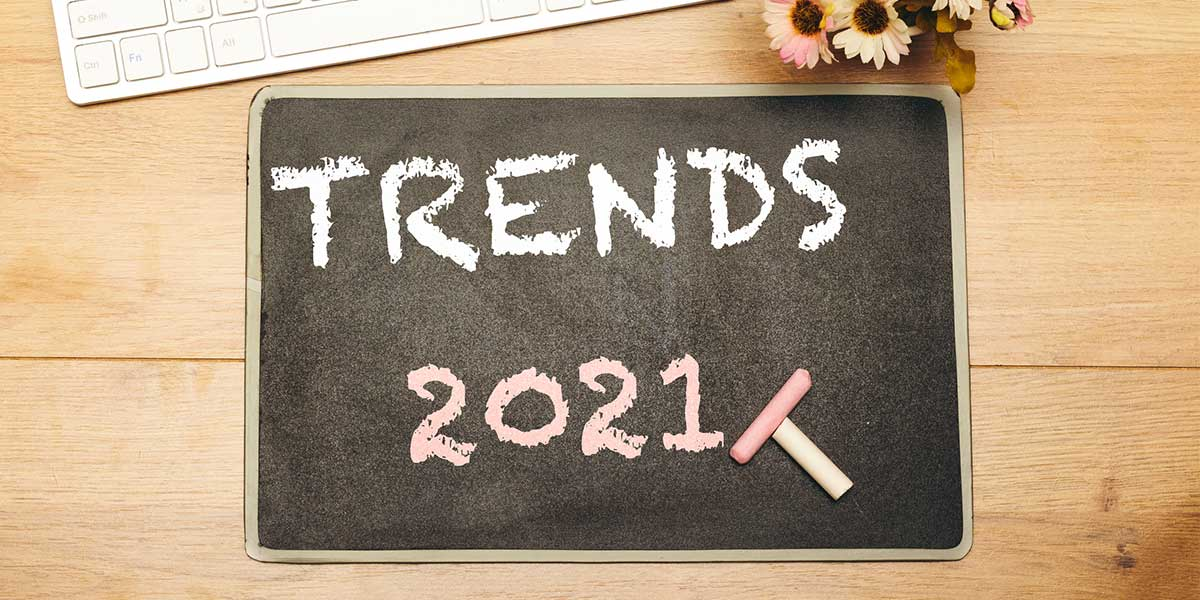 The Top 4 Design Trends of 2021