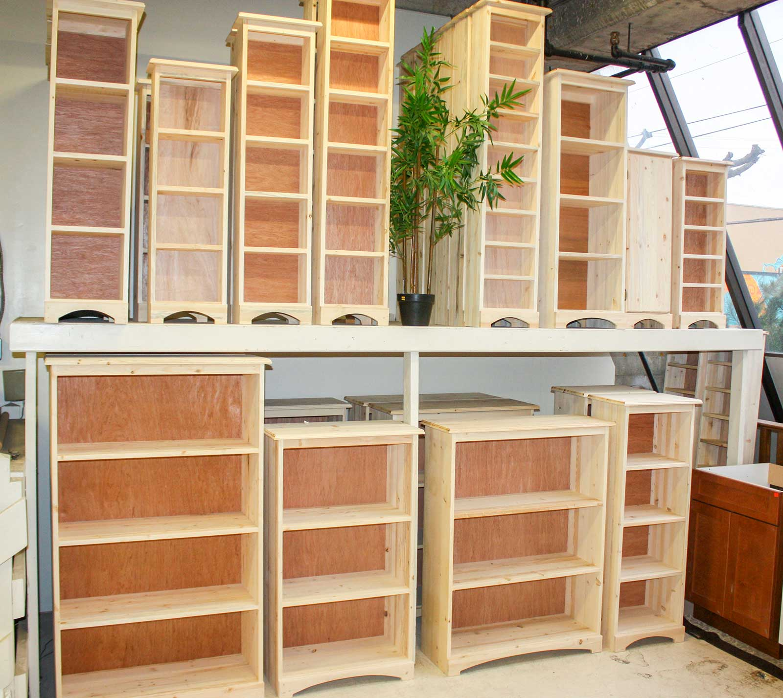 Assorted Pine Furniture